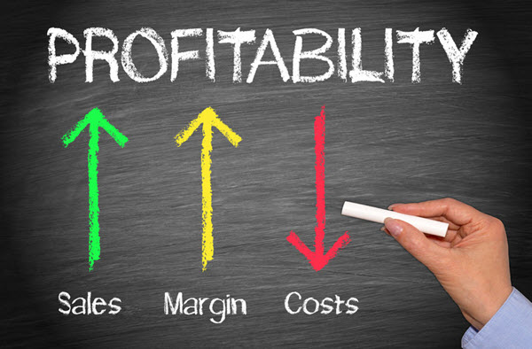 AR Profit Margin – The 2nd Most Important Report